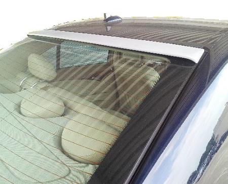 Mercedes E-Class 4-Door Sedan Roof Spoiler 2003-2009