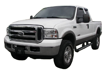 FORD F250/F350 FACTORY STYLE FENDER FLARES 1999-2007