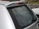 Kia Rondo 2-Post Custom Style Spoiler 2007-2014