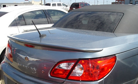 Chrysler Sebring Convertible Custom Style Lip Spoiler 2008-2010 (Will not fit the 200)