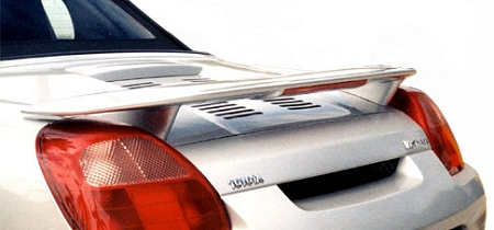 Toyota MR2 Spyder Factory Style Spoiler with Light 2000-2005