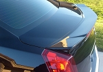 Cadillac CTS 4-Door Sedan Flush Mount Custom Style Spoiler 2008-2013 (will not fit the V-type)