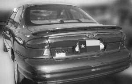 Ford Contour Factory Style Spoiler 1998-2001