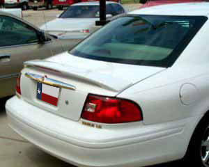 Mercury Sable Factory Style Spoiler with Light 2000-2006