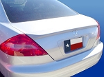 Honda Accord 2-Door Sedan Factory Style Lip Spoiler 2003-2005