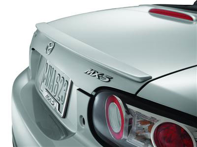Mazda Miata MX-5 Lip Mount Factory Style Spoiler 2006-2015 (SOFT TOP ONLY)