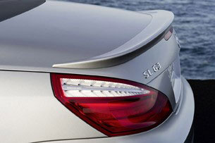 Mercedes SL63 Factory Style Spoiler 2013-2017