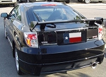 Saturn Ion Quad-Coupe Action Package Custom Style Spoiler 2003-2008