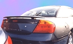 Chrysler Sebring 2dr and 4dr Custom Style Spoiler 2001-2006