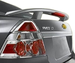 Chevrolet Aveo 4-Door Sedan Factory Style Spoiler 2007-2011