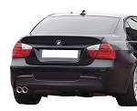 BMW 3 Series 4-Door Sedan Factory Style Lip Spoiler 2006-2012
